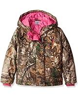 Carhartt Little Girls' Camo Mountain View Jacket