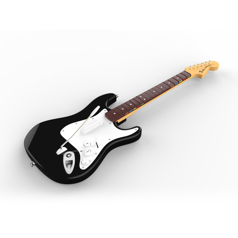 Rock Band 4 Wireless Fender Stratocaster Bundle für Playstation 4 Amazon Games