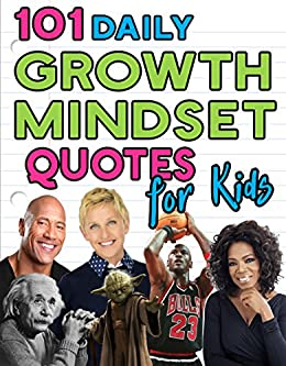cheap for discount e79fd 768c6 101 Inspiring Growth Mindset Quotes for Kids by  Persico, Anthony