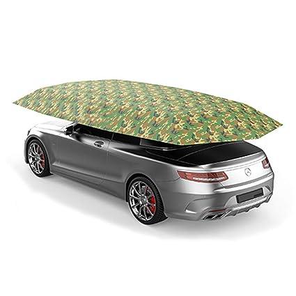 Amazon.com: Jin - Paraguas para coche semiautomático ...