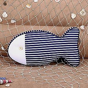 61JYblW9tXL._SS300_ 100+ Nautical Pillows & Nautical Pillow Covers