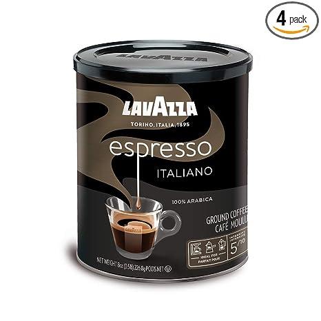 Lavazza Espresso Italiano Ground Coffee Blend