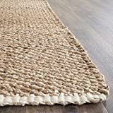 Safavieh Natural Fiber Collection NF465A Ivory and