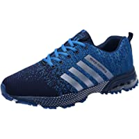 Zapatillas Unisex, Logobeing Zapatillas Running Hombre Mujer Deporte