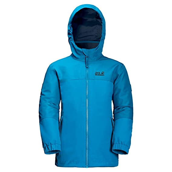 cheap for discount buy popular new arrival Jack Wolfskin Mädchen Iceland 3in1 Girls 3-in-1 Jacke