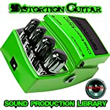 Distortion Electric Guitar Real - Large unique, very useful 24bit WAVE Multi-Layer Samples/Loops/Groove Library on DVD or download