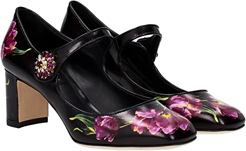 6005dfbef3cd0 Amazon.com: Dolce & Gabbana Women Shoes Pumps EU 36 37 37.5 38 38.5 ...
