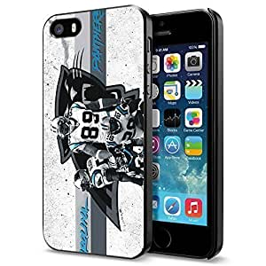 American Football NFL CAROLINA_PANTHERS, Cool iPhone 5 5s Case Cover by ruishername