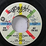 Lou Monte with Joe Resiman's Orch. & Chorus 45 RPM (The New) Dark Town Strutters' Ball / Half a Love