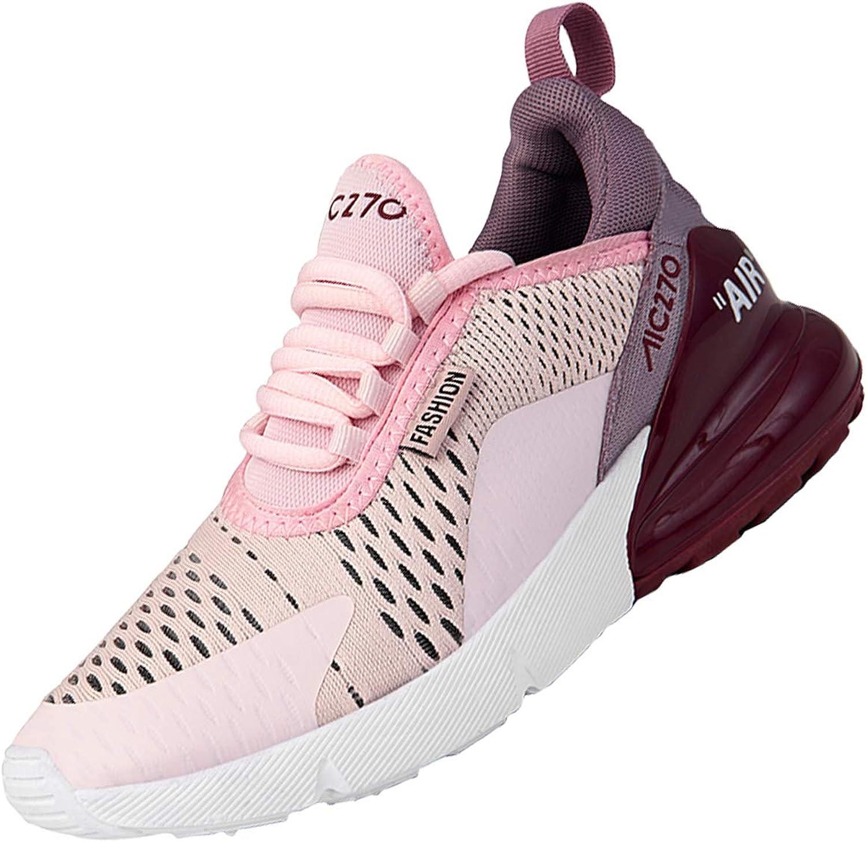 SINOES Air 2.0 Zapatillas Running Hombre Mujer Zapatillas Deportivas Hombre De Cordones En Gimnasio Aire Libre Y Deporte Transpirables Casual Zapatos Gimnasio Correr Sneakers