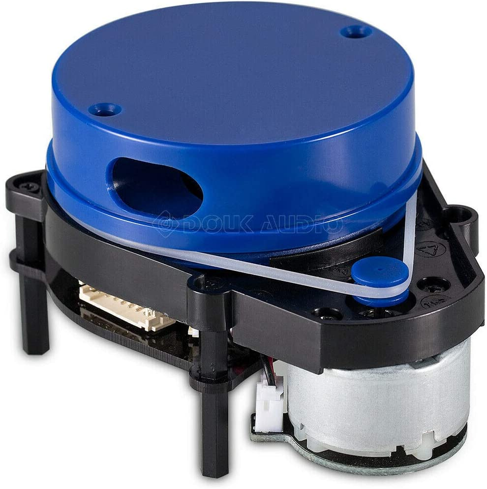 EAI YDLIDAR X4 Lidar Laser Rangefinder 2D Laser Scanner for Ros Slam Robot 10M: Amazon.es: Electrónica