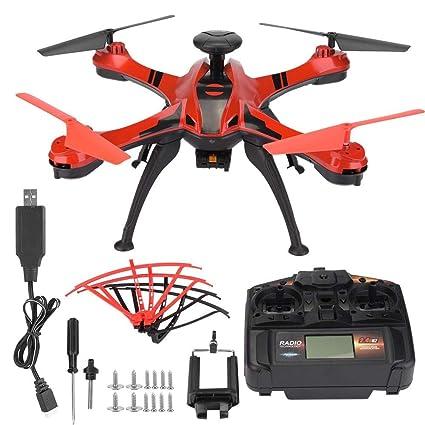 RC Drone Camera Quadcopter, FX176C1 GPS 1MP WiFi HD Cámara ...