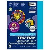 Tru-Ray Heavyweight Construction Paper, Atomic