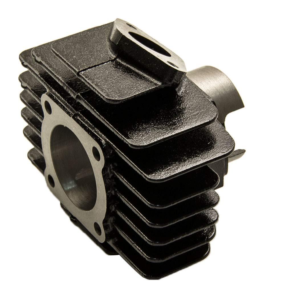 Cylinder Head Piston Assembly Kits 60cc Big Bore for Yamaha PW50 1981-2009 QT50 1979-1987