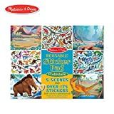Melissa & Doug Prehistoric Reusable Sticker Pad