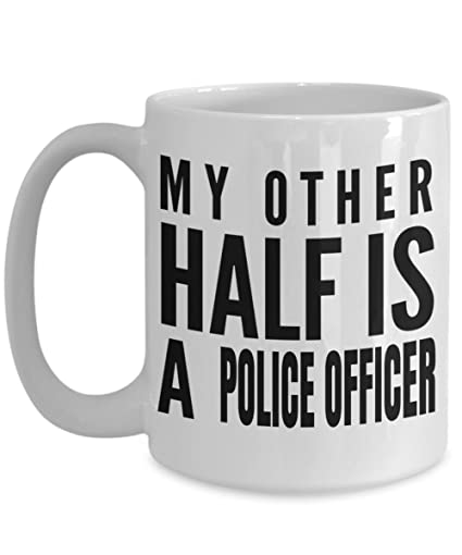police officer graduation gifts woman police officer gifts police christmas gifts 15 oz - Christmas Gifts For Police Officers