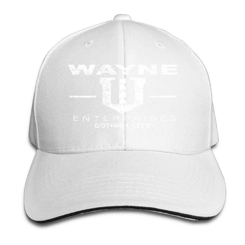 Wayne Enterprises Snapback Caps Fitted Sandwich Cap Caps
