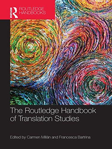 Download The Routledge Handbook of Translation Studies (Routledge Handbooks in Applied Linguistics) Pdf