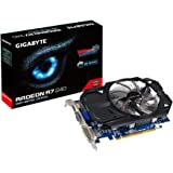 Gigabyte AMD Radeon R7 240 GDDR3-2GB DVI-D/HDMI/D-SUB OC Video Graphics Cards GV-R724OC-2GI REV2.0