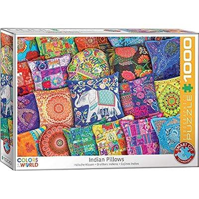 Eurographics 6000 5470 Puzzle Multicolore