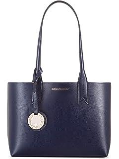 Emporio Armani Sacs - Maroquinerie, Color Bleu, Marca, Modelo Sacs -  Maroquinerie MINIDOLLARO 60ec2cfe758