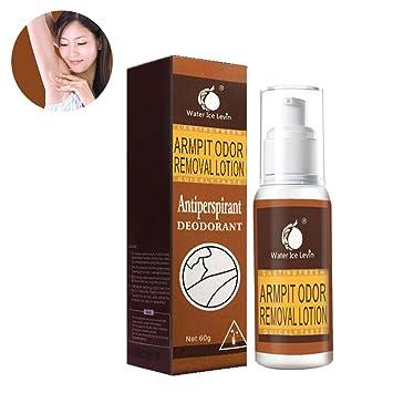 Leegoal Body Deodorant ,Efficient Natural Body Odor Remover Eliminator  Women Men,Underarm