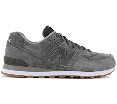 new balance 574 full pigskin