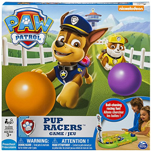 Paw-Patrol-6026763-Juego-de-tablero-Multi