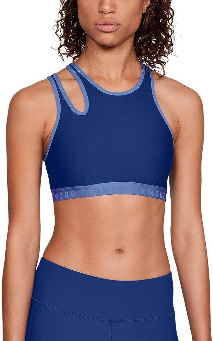 Under Armour Womens Asymmetrical Sport Bralette
