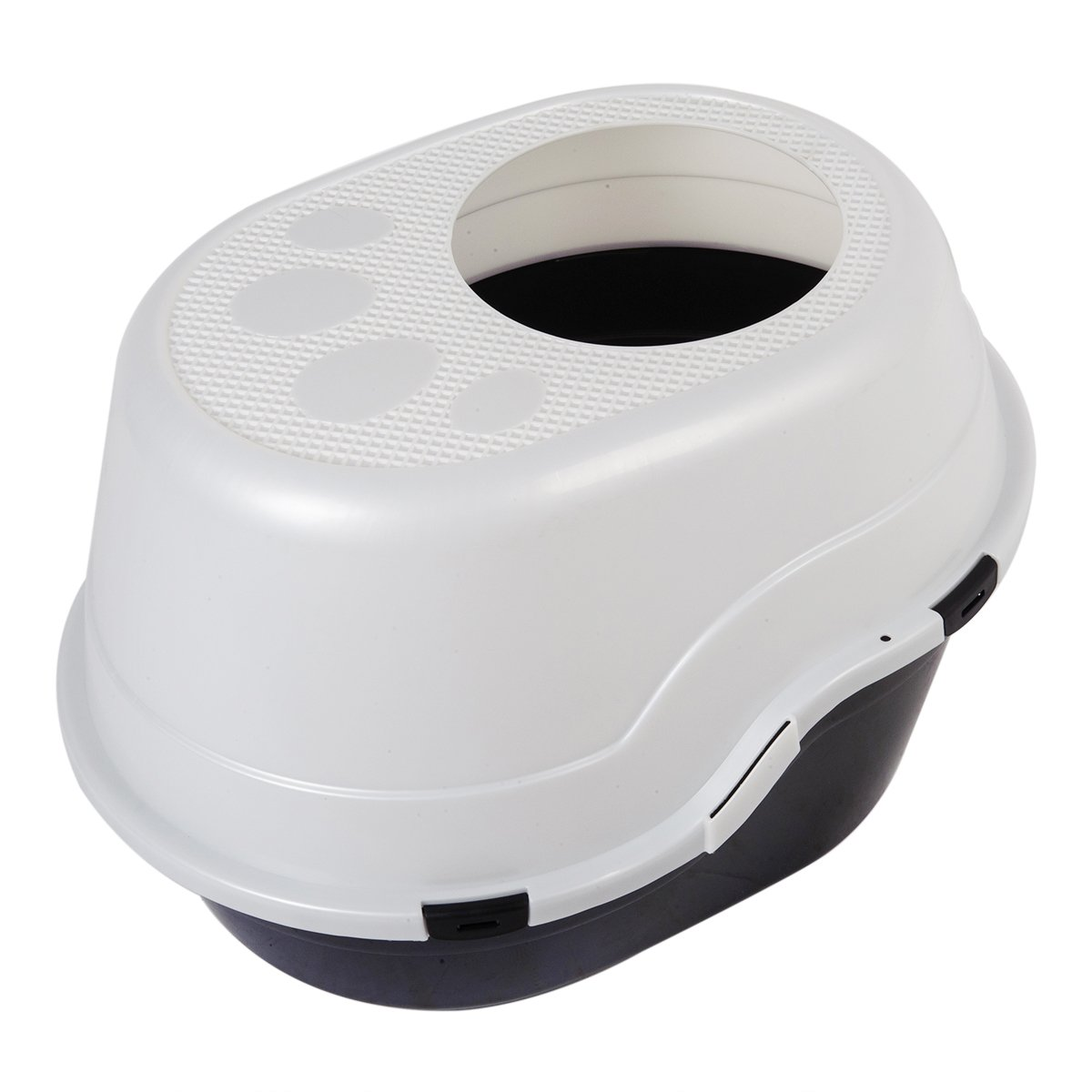Favorite 25 Large Top Entry Enclosed Hooded Cat Litter Box