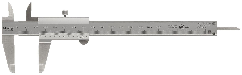 Mitutoyo 530–122Pied à coulisse, 0Mm-150mm Portée, 0,03mm Précision 0Mm-150mm Portée 03mm Précision Mitutoyo (UK) Ltd 530-122