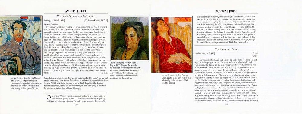 The Illustrated Letters of Virginia Woolf, édité par Frances Spalding 61JZ2iSHmdL