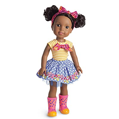 American Girl WellieWishers Kendall Doll: Toys & Games