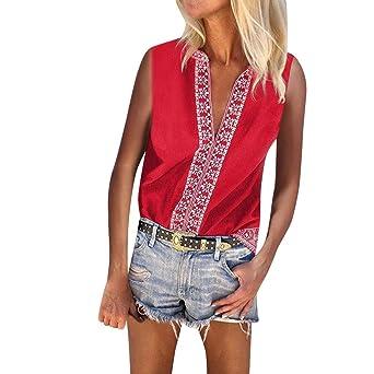 Lurcardo Camisetas Mujer, 2019 Camisas Mujer Blusas para Mujer ...