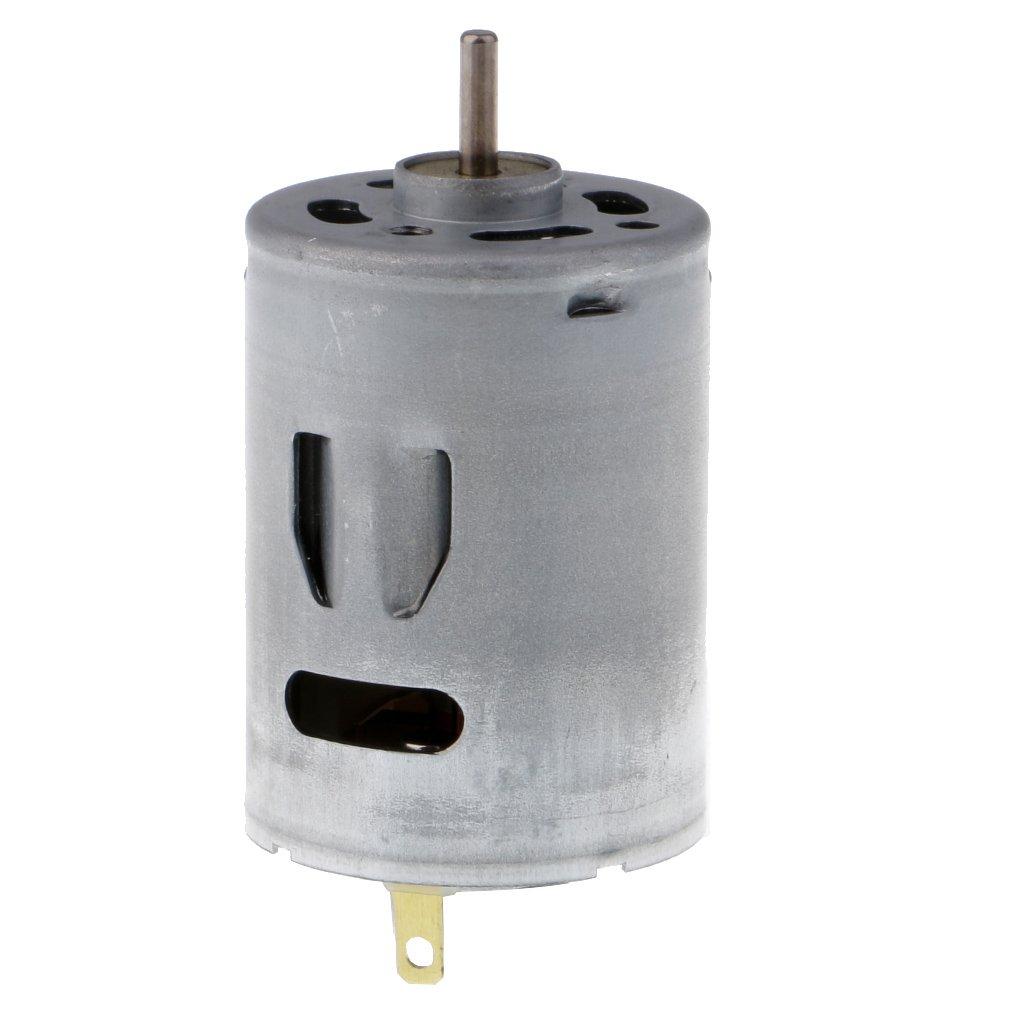 MagiDeal 4 Pcs DC 6-12 V 16 400 RPM Micro /Électrique DC Moteur RC Mod/èle DIY Jouets Pi/èces
