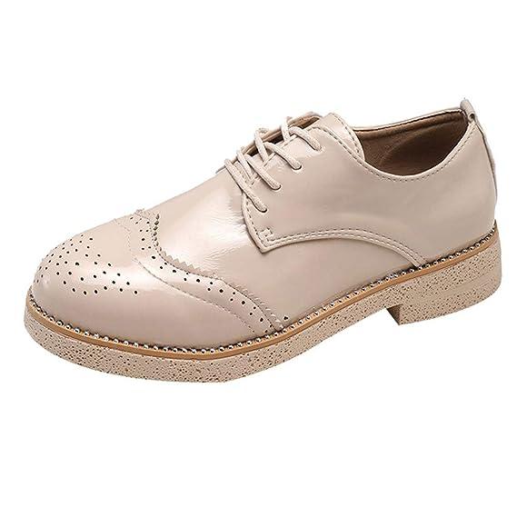 Zapatillas de correr, BBestseller Británicos viento redondo cabeza tallada Brock estudiante casual pequeños zapatos Casual Sneakers zapatos deportivos ...