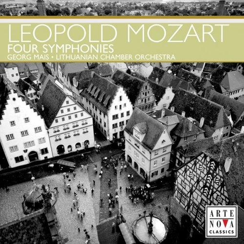 Leopold Mozart: Four Symphonies
