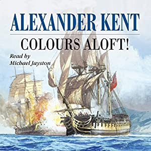 Colours Aloft Audiobook
