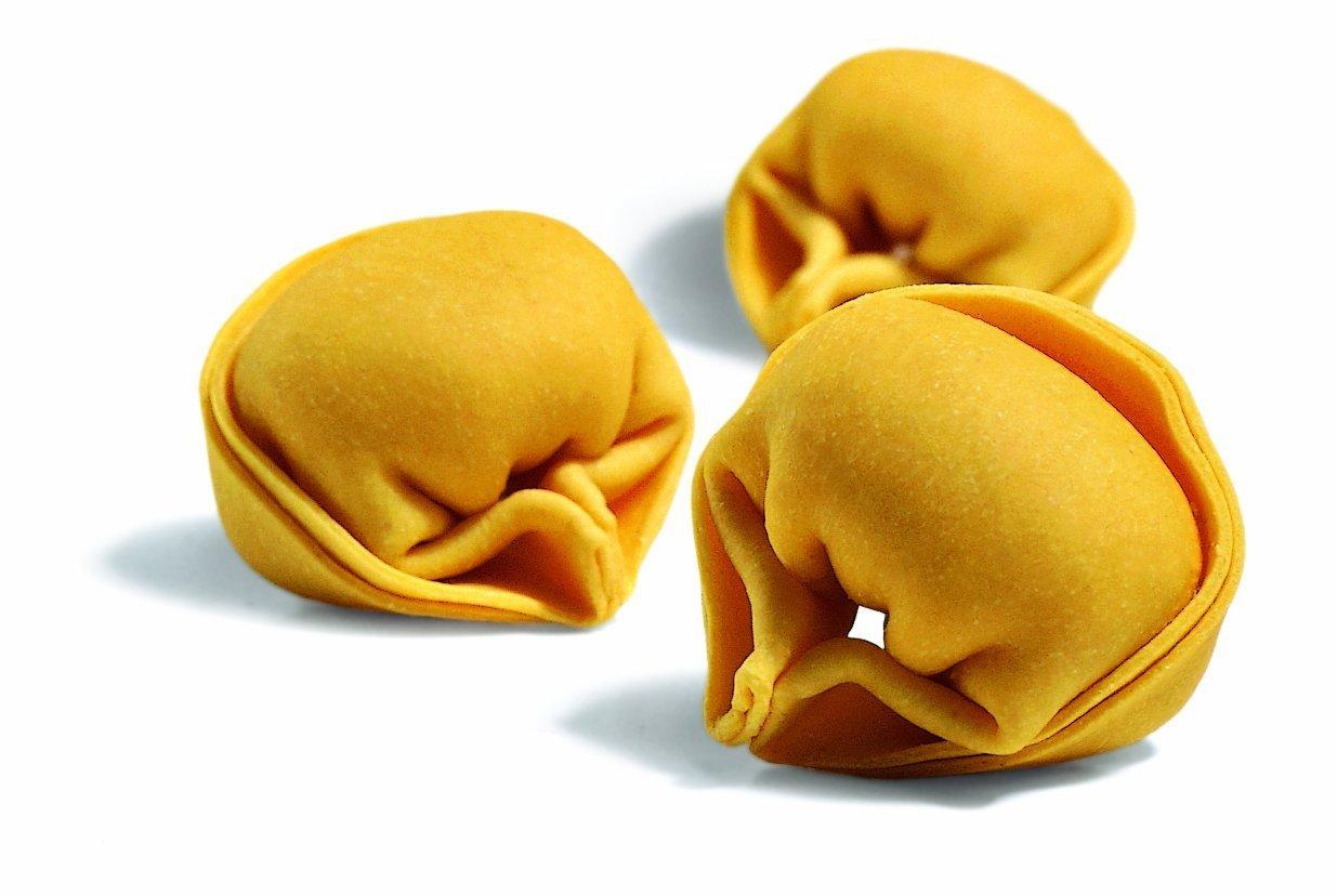Ciao Imports Jumbo Pumpkin Tortelloni, 6.6-Pound Box