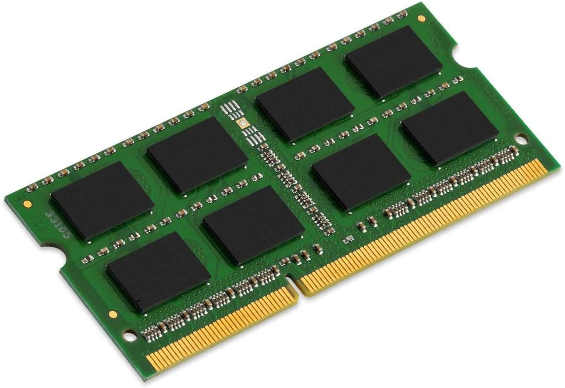 Kingston 8GB DDR3L PC3L-12800 1600MHz 1.35V Non-ECC CL11 Laptop Memory (KVR16LS11/8)