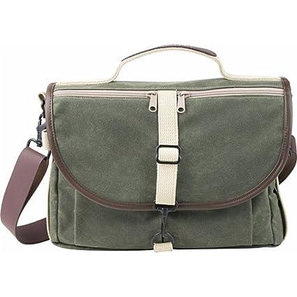 37c80e43d8 Amazon.com  Domke F-803 RuggedWear Messenger Bag - Military Green ...