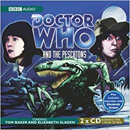 694e12f2609b84 Doctor Who And The Pescatons (BBC Audio Collection) Audio CD – Audiobook