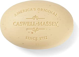 product image for Caswell-Massey Triple Milled Luxury Bath Soap  - Oatmeal and Honey Single Bar Soap, 5.8 Oz