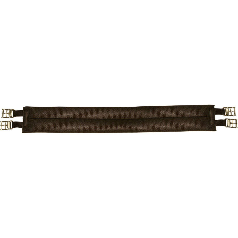 Collegiate Straight Long Elastic Girth B074QZG3MZ 42