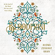 The Bloodprint Audiobook by Ausma Zehanat Khan Narrated by Jenny Bryce