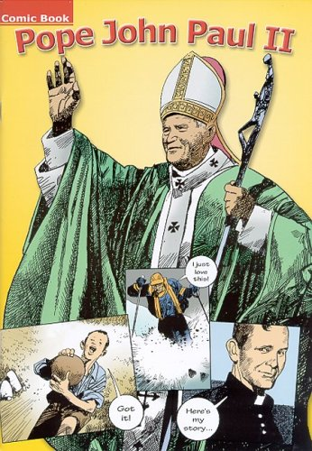 Pope John Paul II Comic Book (Comic Book (Unnumbered))