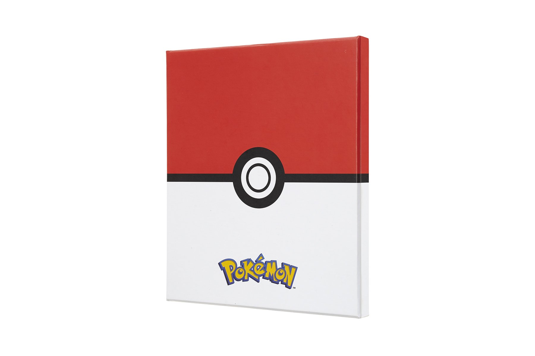 Moleskine Limited Edition Notebook Pokemon Collectors Edition, Large, Ruled, Hard Cover (5 x 8.25)
