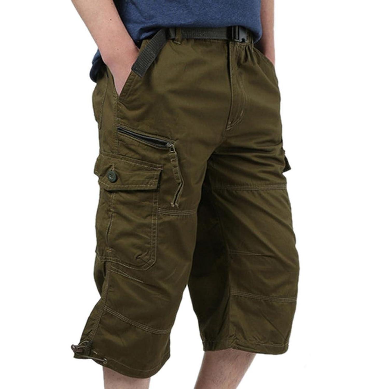 SALLYDREAM Hombre Deportes Pantalones Cortos Casual Bermudas Talla Extra iPkRZG9enY