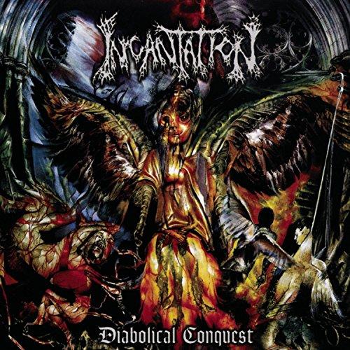 CD : Incantation - Diabolical Conquest [explicit Content] (CD)