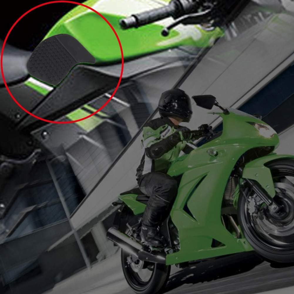 Gas Tank Pad Traction Side Fuel Anti-Slip Knee Grip Protector Sticker for Kawasaki NINJA 250 300 2008-2016 Motorcycle Tank Traction Pads
